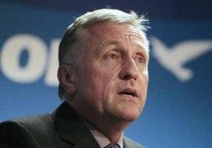 Бывший премьер Чехии  отказался от участия в парламентских выборах