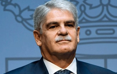 Україну відвідає глава МЗС Іспанії