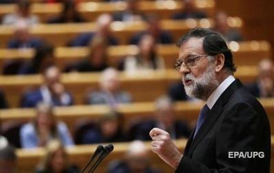 Сенат Испании отобрал автономию у Каталонии