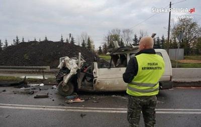 У МЗС уточнили кількість загиблих українців під час аварії в Польщі