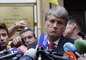 Ющенко объявил время своего президентства лучшим в истории независимой Украины