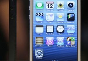 Британский ювелир выпустит полсотни  бриллиантовых  iPhone 5 из чистого золота