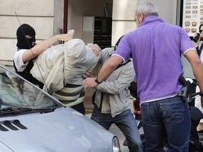 Французская полиция арестовала трех предполагаемых баскских террористов