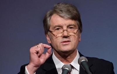 Ющенко: Влада використовує війну для виправдання
