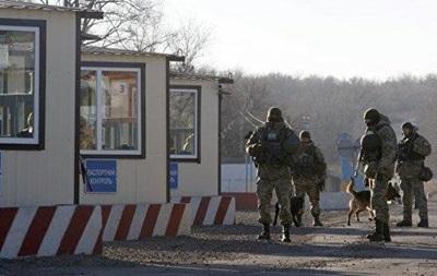 КПП на Донбассе меняют график работы