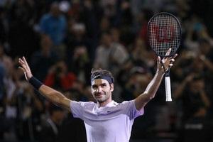 Федерер выиграл 95-й титул в карьере