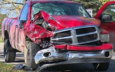 В США трое детей погибли во время наезда автомобиля на карету с лошадьми