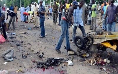 В Нигерии пятеро погибших из-за теракта в мечети