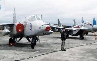 ВВС Украины получили партию военной техники