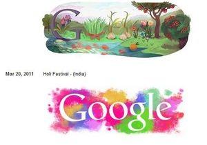 Google запатентовал свои стилизованные логотипы