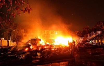 Пожежа в Одесі: чиновнику ДСНС повідомили про підозру