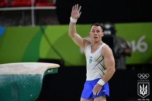 Радивилов признан лучшим спортсменом Украины в октябре