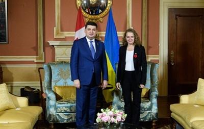 Канада має намір продовжувати політику підтримки України