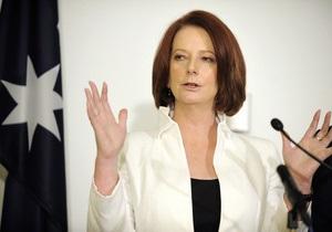 Два члена правительства Австралии ушли в отставку