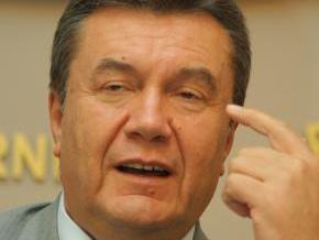 Янукович рассказал про свой дар видеть будущее Украины