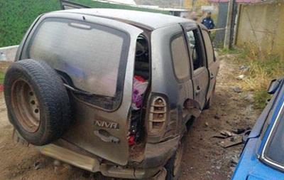 Під Одесою вибухнув автомобіль
