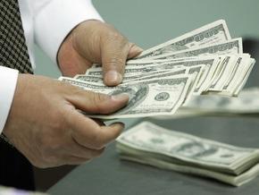 Курс продажи наличного доллара составляет 7,9-7,95 гривны