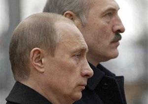 Лукашенко: Россия проводит политику запугивания ближних и дальних партнеров