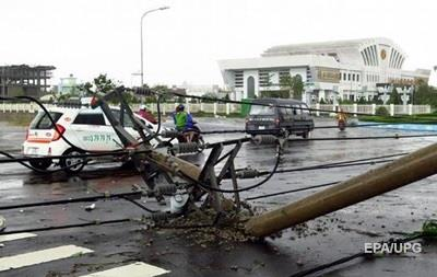Тайфун Демрі у В єтнамі: кількість жертв наближається до 30
