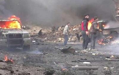 Теракт у Сирії забрав життя 75 людей