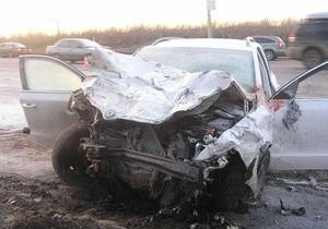 В Ровно в ДТП погибли пять человек