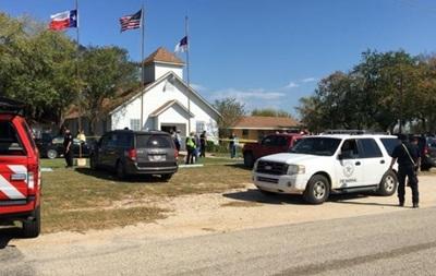 В Техасе открыли стрельбу в церкви, есть жертвы