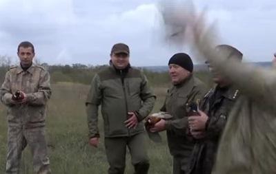 В Запорожье на свободу выпустили 400 фазанов