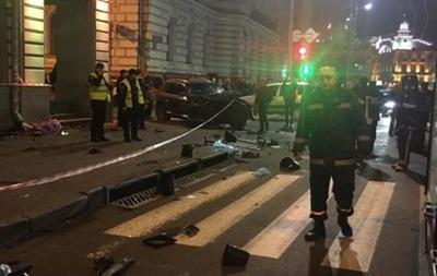 ДТП у Харкові: водій Touareg - підозрюваний