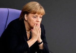 Кризис в ЕС - Не деньгами, а делами: Меркель призвала членов ЕС принять меры для борьбы с безработицей