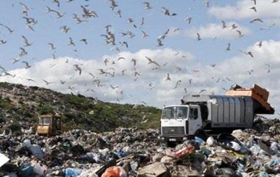 Міністр поскаржився, що в Україні занадто багато відходів