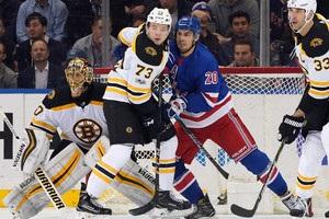 НХЛ: Рейнджерс переміг Бостон, Тампа-Бей значно обіграла Сан-Хосе
