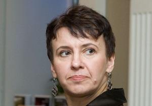 Забужко о  письме интеллигенции  к Януковичу: Это настолько жалко, настолько отвратительно