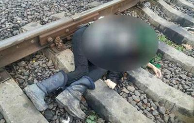 В Винницкой области поезд сбил насмерть женщину