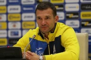 Шевченко: У подальшому хотілося б грати з такими командами, як Словаччина