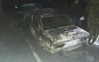 В Днепропетровской области полицейских обстреляли из гранатомета