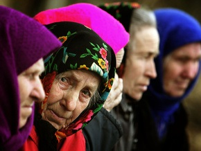 ВБ обеспокоен демографической ситуацией в Украине