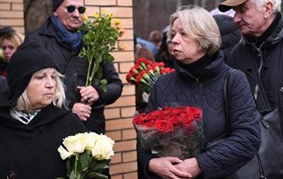 В России попрощались с Задорновым