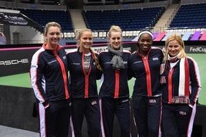 Збірна США виграла Кубок Федерації вперше за 17 років
