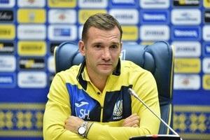 Шевченко понизят зарплату в сборной Украины