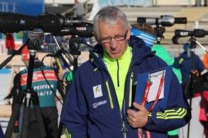 Українські біатлоністи провели контрольні старти в Канаді