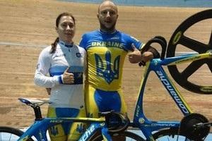 Українці завоювали дві медалі на Кубку світу з велотреку