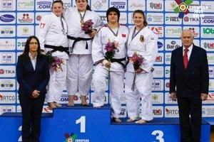 Україна завоювала три медалі на чемпіонаті Європи з дзюдо