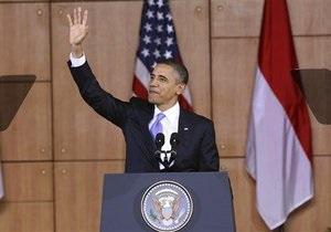 Обама: Америка не ведет и никогда не будет вести войну с исламом