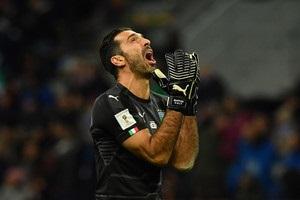 Італія не зуміла перемогти Швецію і вперше за 60 років не зіграє на ЧС