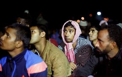 В Словакии нашли 78 мигрантов в двух грузовиках