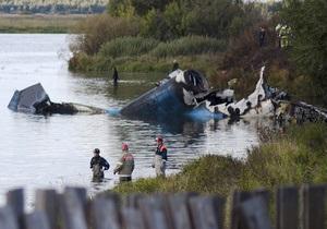 Выживший при крушении Як-42 бортинженер пришел в себя