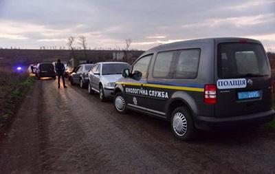 Подрыв полицейского авто на Донбассе квалифицировали как теракт
