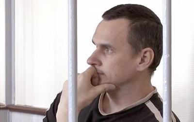 Адвокат: Стан Сенцова погіршився