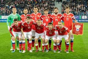 Сборная России – худшая команда по рейтингу ФИФА на ЧМ-2018