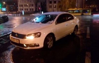 Российский дипломат сбил в Киеве двух человек – полиция